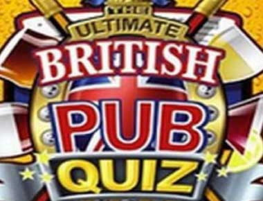Image of an advert for quiz night