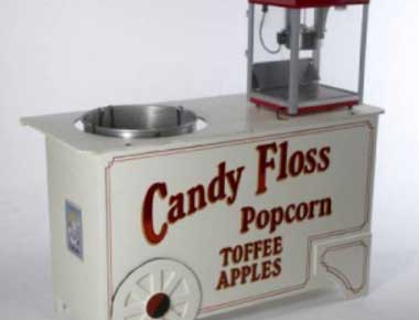 Fun food Candyfloss Cart