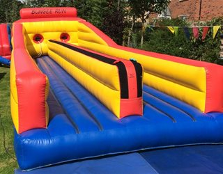 Hir Inflatables for Company Fun Days