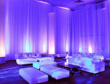 Drape Hire for Parties
