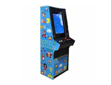 Retro Arcade Multi Game Cabinets