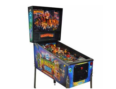 Traditional Pinball Machines