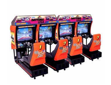 Daytona USA Driving Simulator