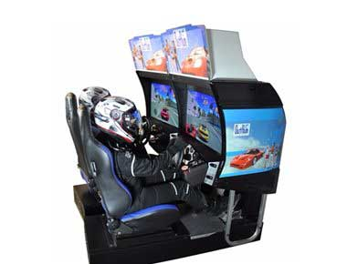 Sega Twin Driving Simulator