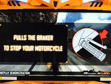 Motorbike Racing Simulator