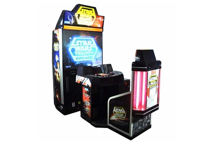 Star Wars Trilogy Arcade Machine