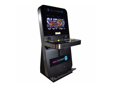 Street Fighter Arcade Machine