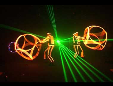 LED Light Performers