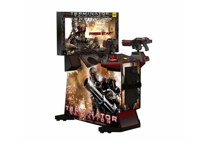 Terminator Salvation Arcade Machine