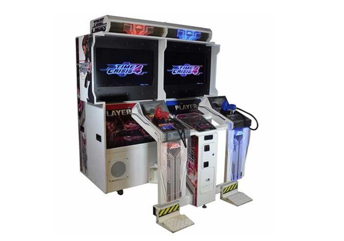 time crisis 1 arcade machine