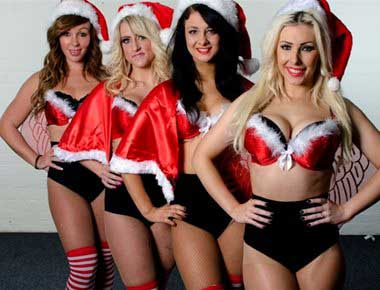 Female Santa Clauses