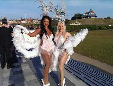 UK Showgirls