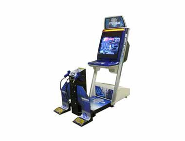 Virtua Cop 3 Arcade Machine