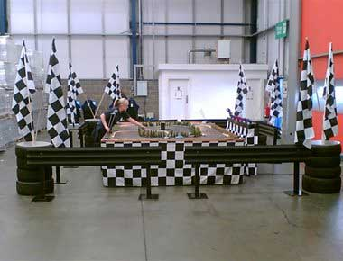 Scalextric Tracks