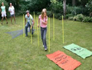 Hire Garden Assault Course