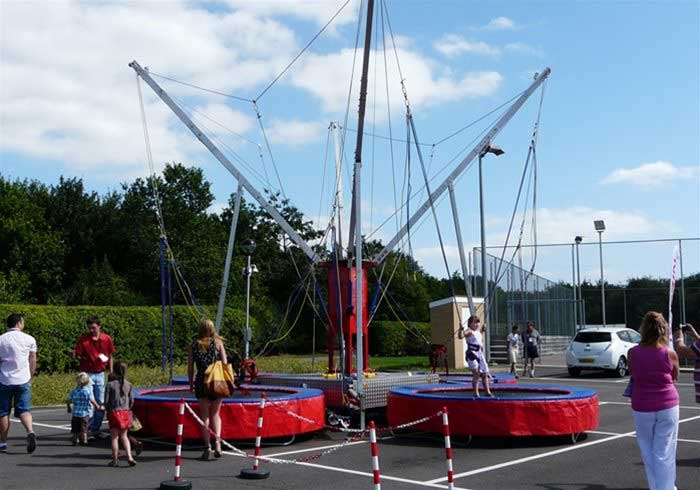 Childrens Bungee Fun
