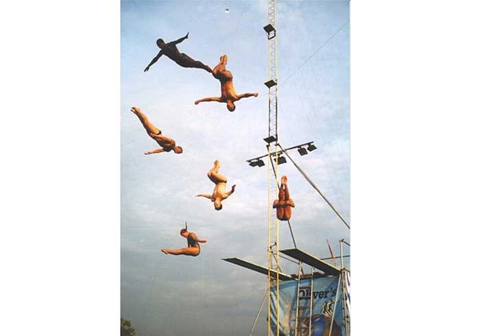 Hi Diving Team