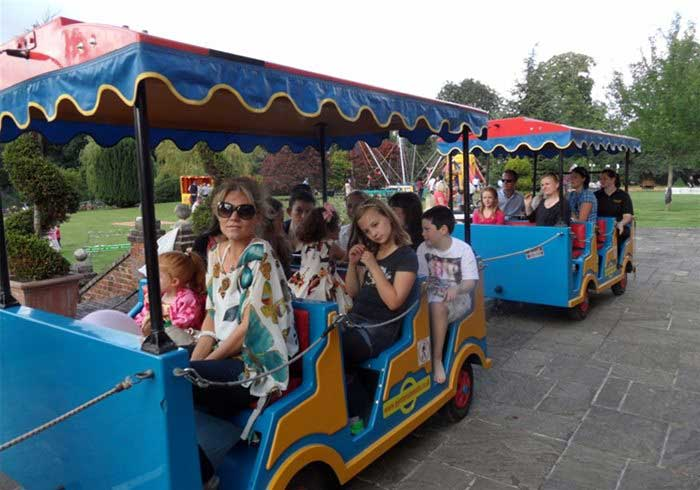 Land Train Hire