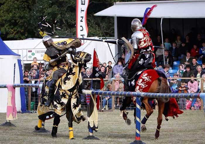 Medieval Jousting Show