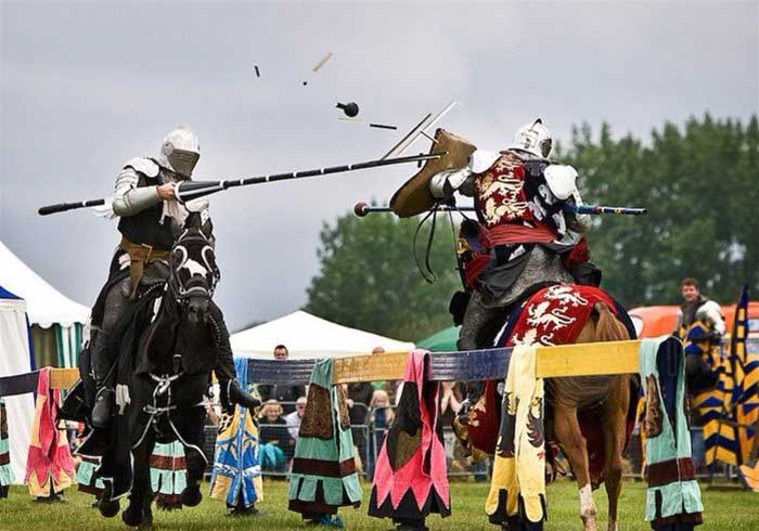 Medieval Jousting Entertainment