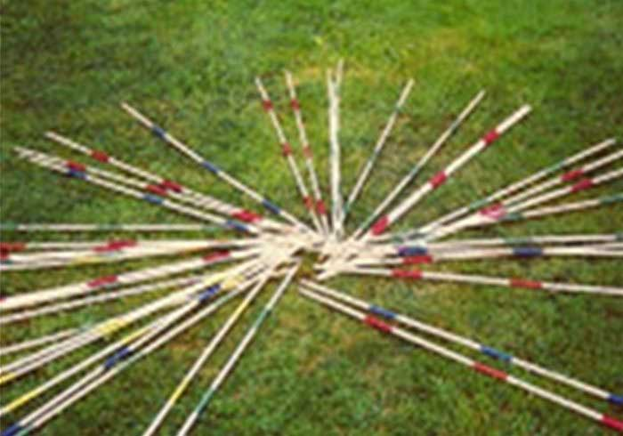 Hire Giant Pick Up Sticks Game