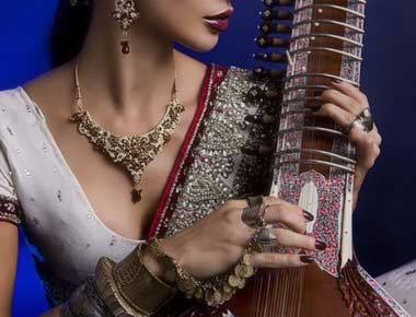 Female Bollywood Musician