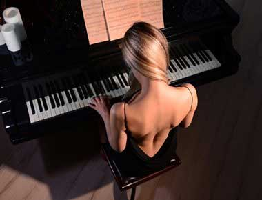 Pianists for weddings