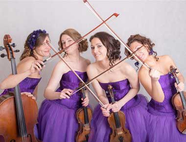 Female string quartets