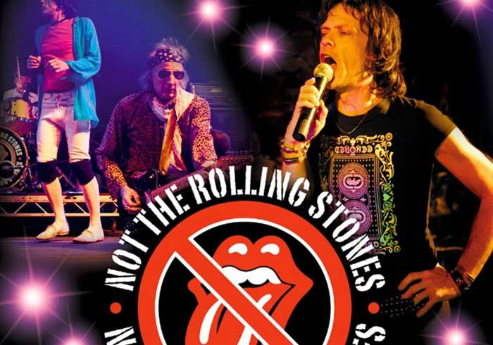 Rolling Stones tribute act