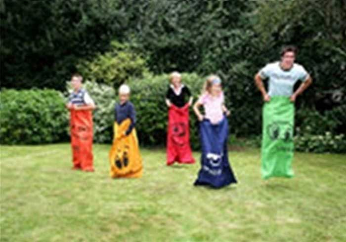 Sack Race Hire