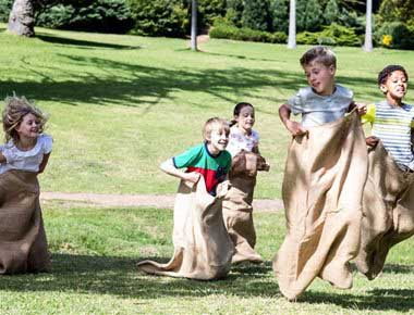 Fun Sack Race