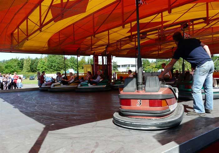 Hire Dodgems Fairground Ride
