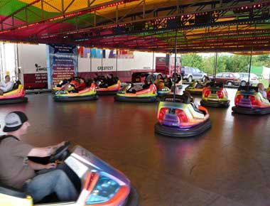 Fairground Dodgems