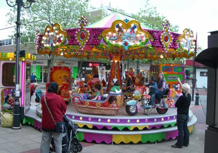 Hire Childrens Merry Go Round