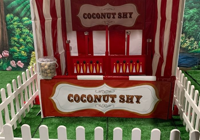 Hire Fairground Side Stalls