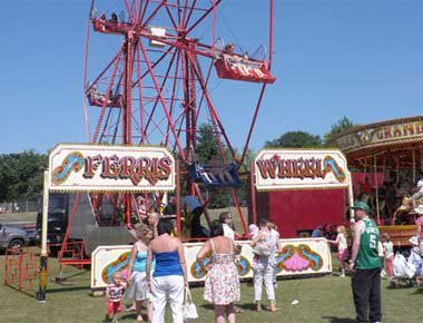 Hire Fairground Ferris Wheel
