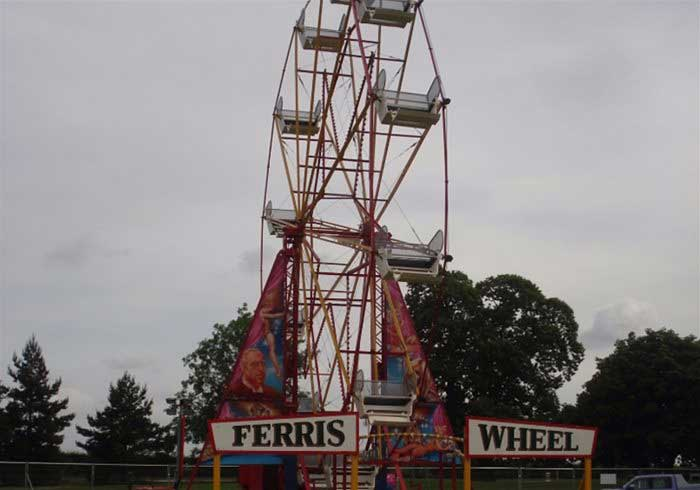 Big Wheel Fairground Ride