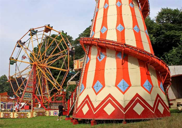 Traditional Helter Skelter