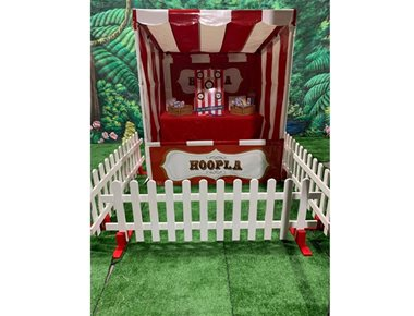 Hire Hoopla Side Stall