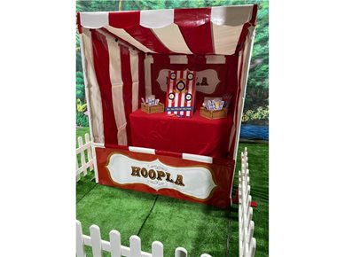 Hoopla Fairground Game