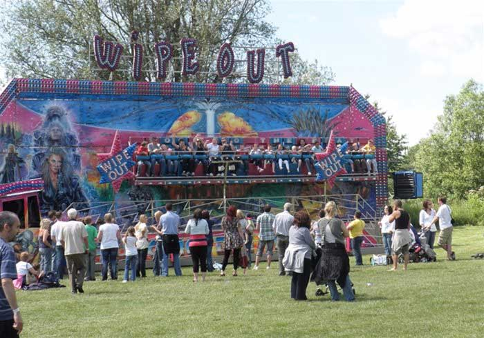 Fairground Rides for Events