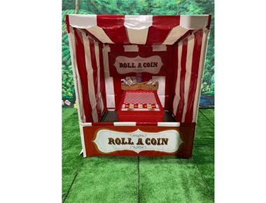 Hire Roll A Coin Side Stall
