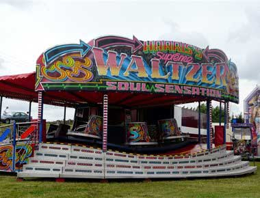 Waltzer Fairground Ride