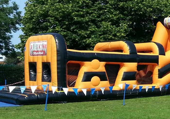 Hire Boot Camp Inflatable
