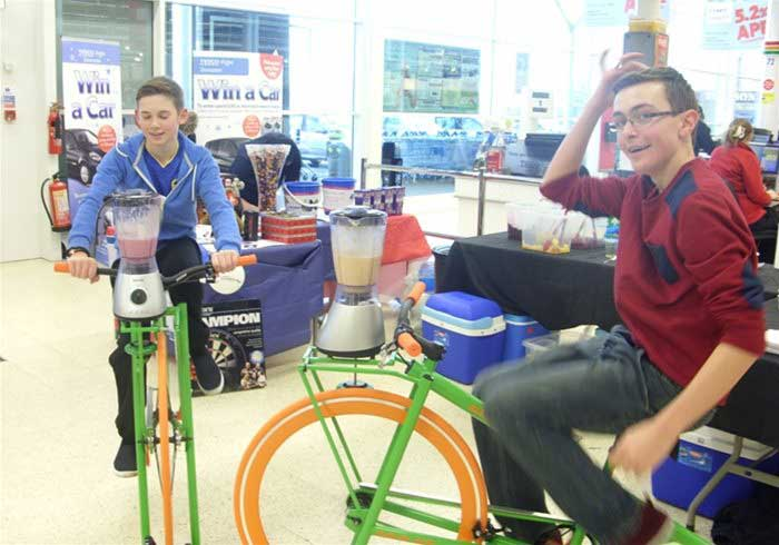 Bike Smoothy Makers
