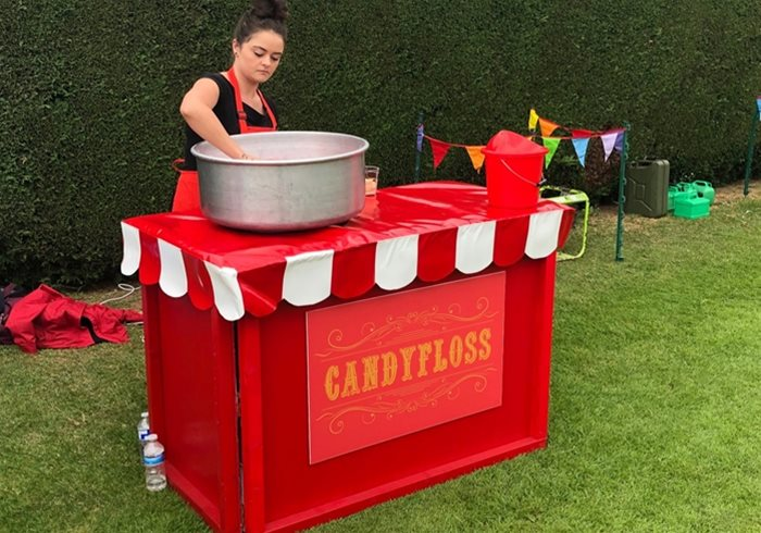 Hire Candyfloss Machine