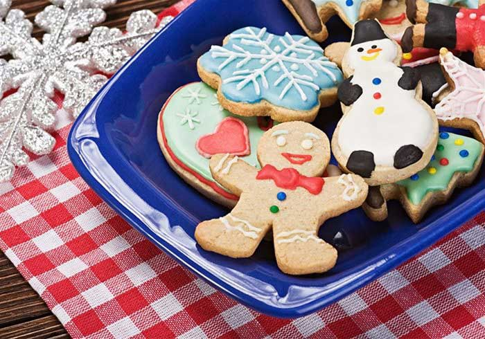 Fun Iced Cookies