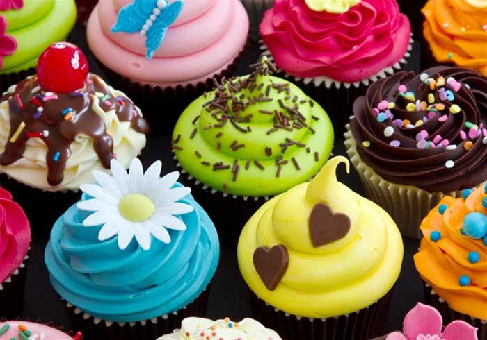 Hire Cupcake Decorating Workshops