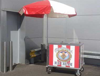 Ice Cream cart for Events
