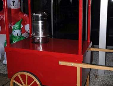Christmas Carts for hire